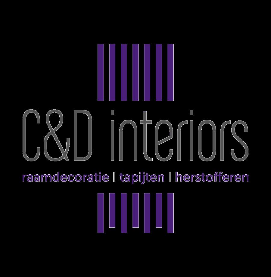 C&D Interiors logo