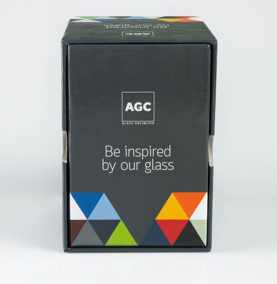 AGC Doos Glasstalen