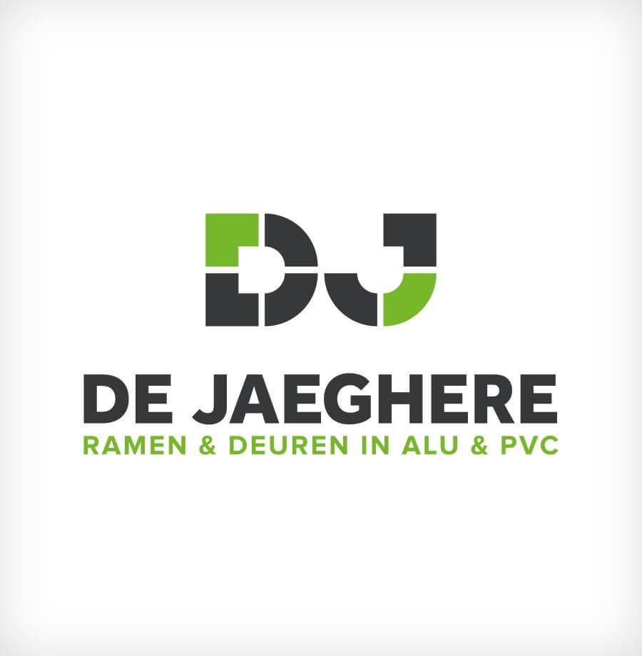 Logo ontwerp De Jaeghere