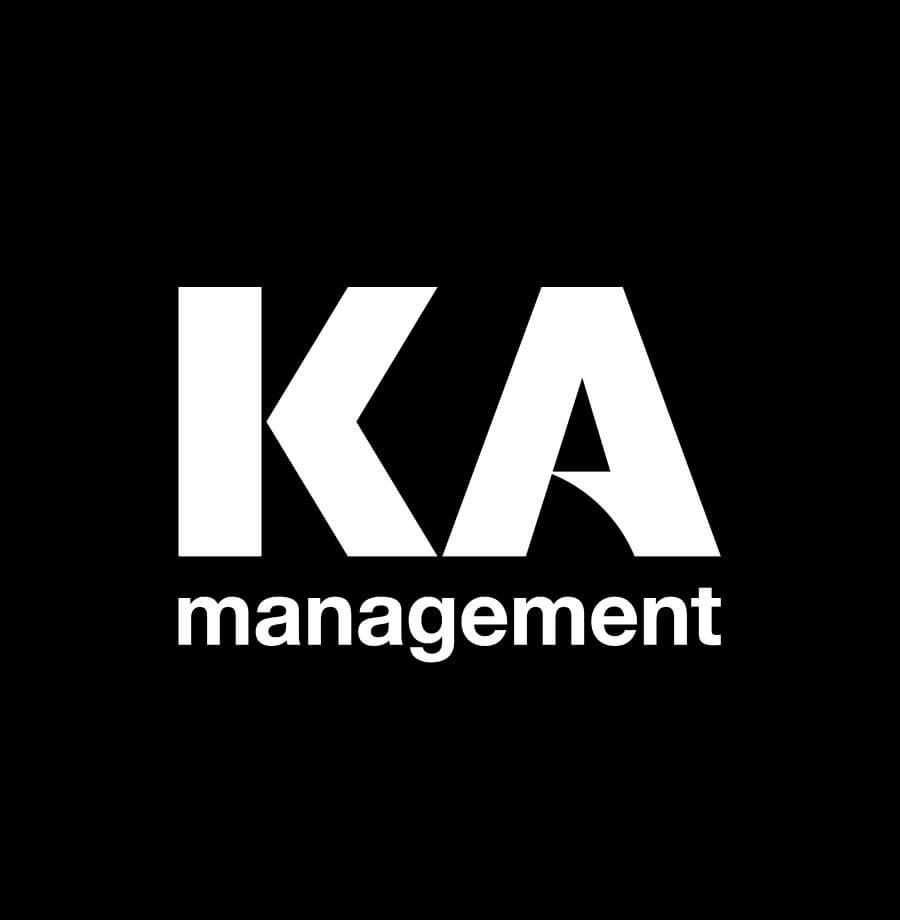 Logo ontwerp KA Management
