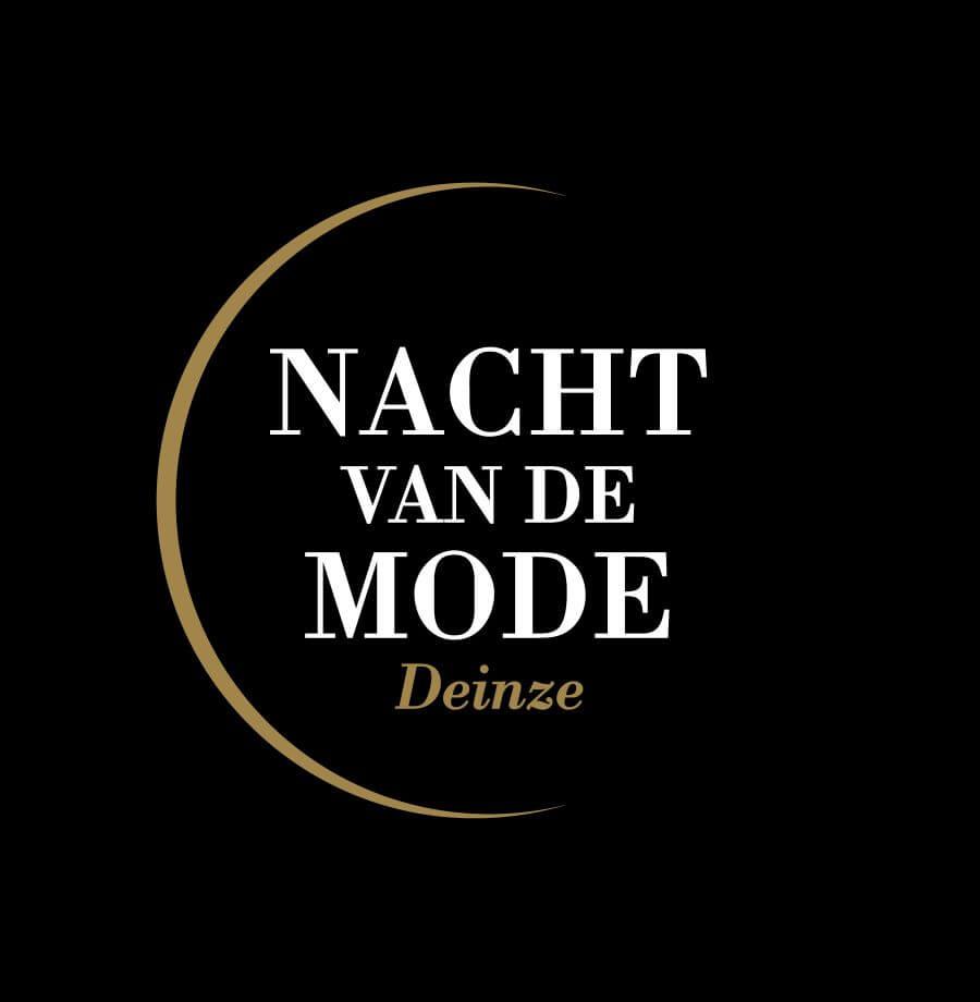 Logo ontwerp Nacht van de Mode Deinze