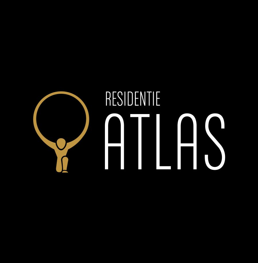 Logo ontwerp Residentie Atlas