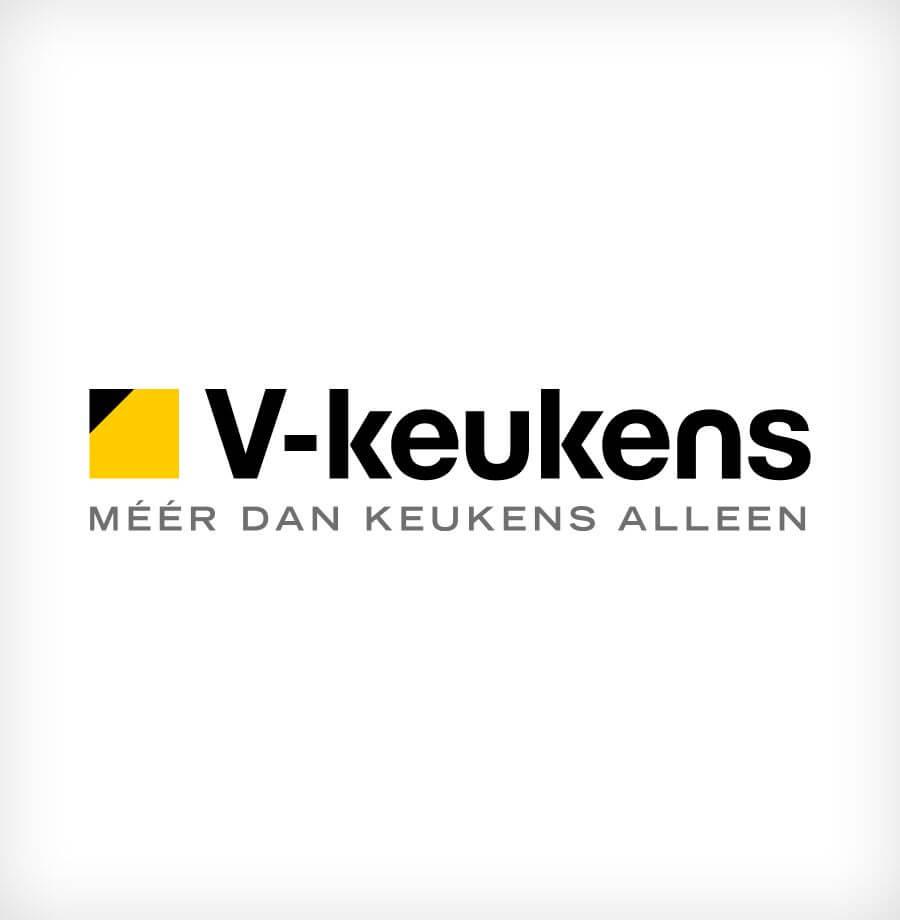 Logo ontwerp V-keukens