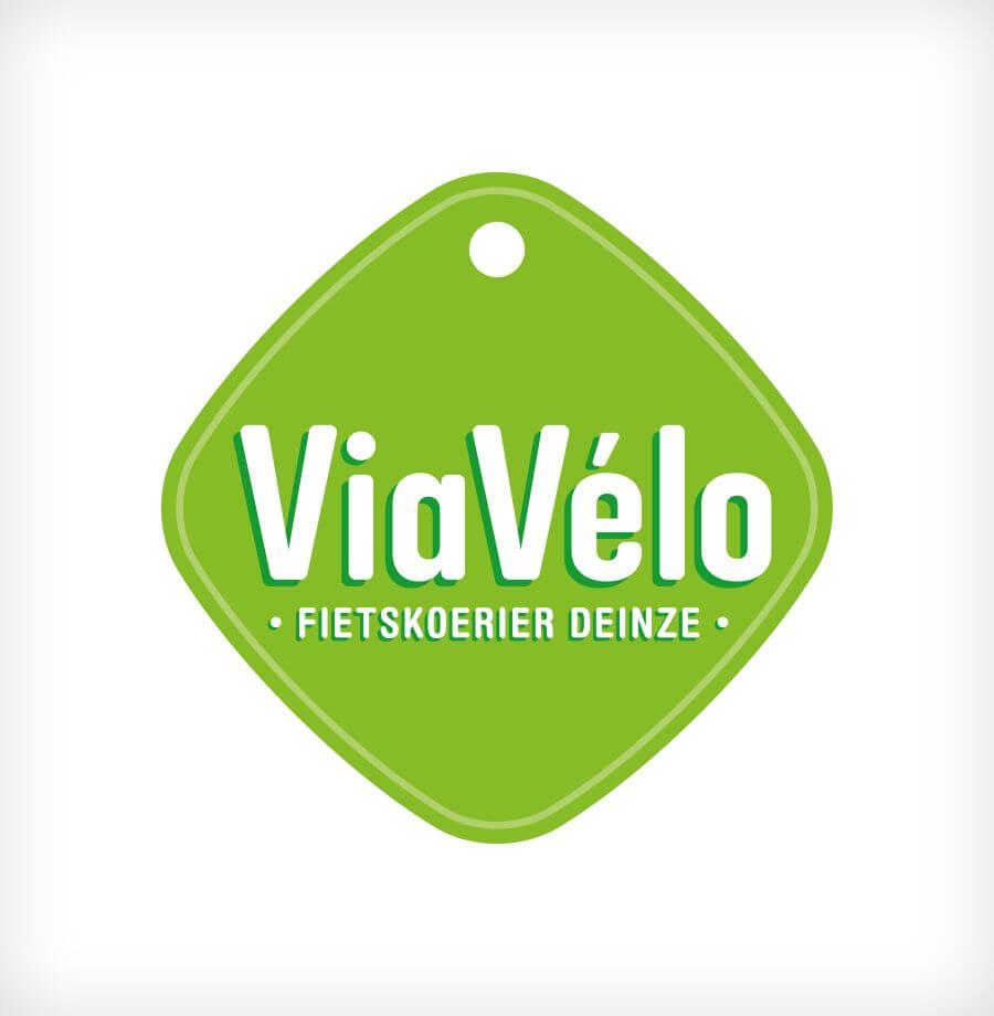 Logo ontwerp ViaVelo