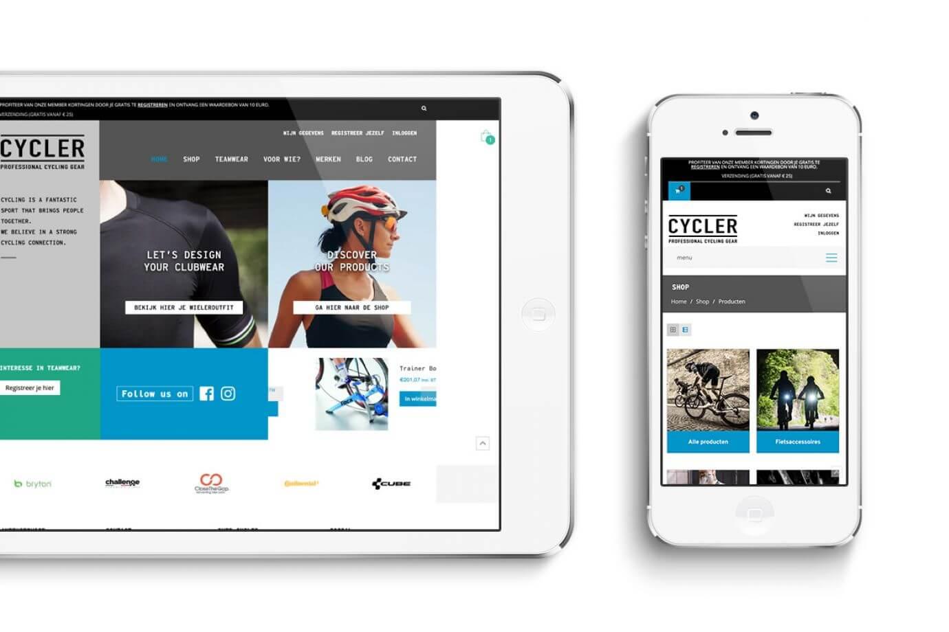 Cycler website