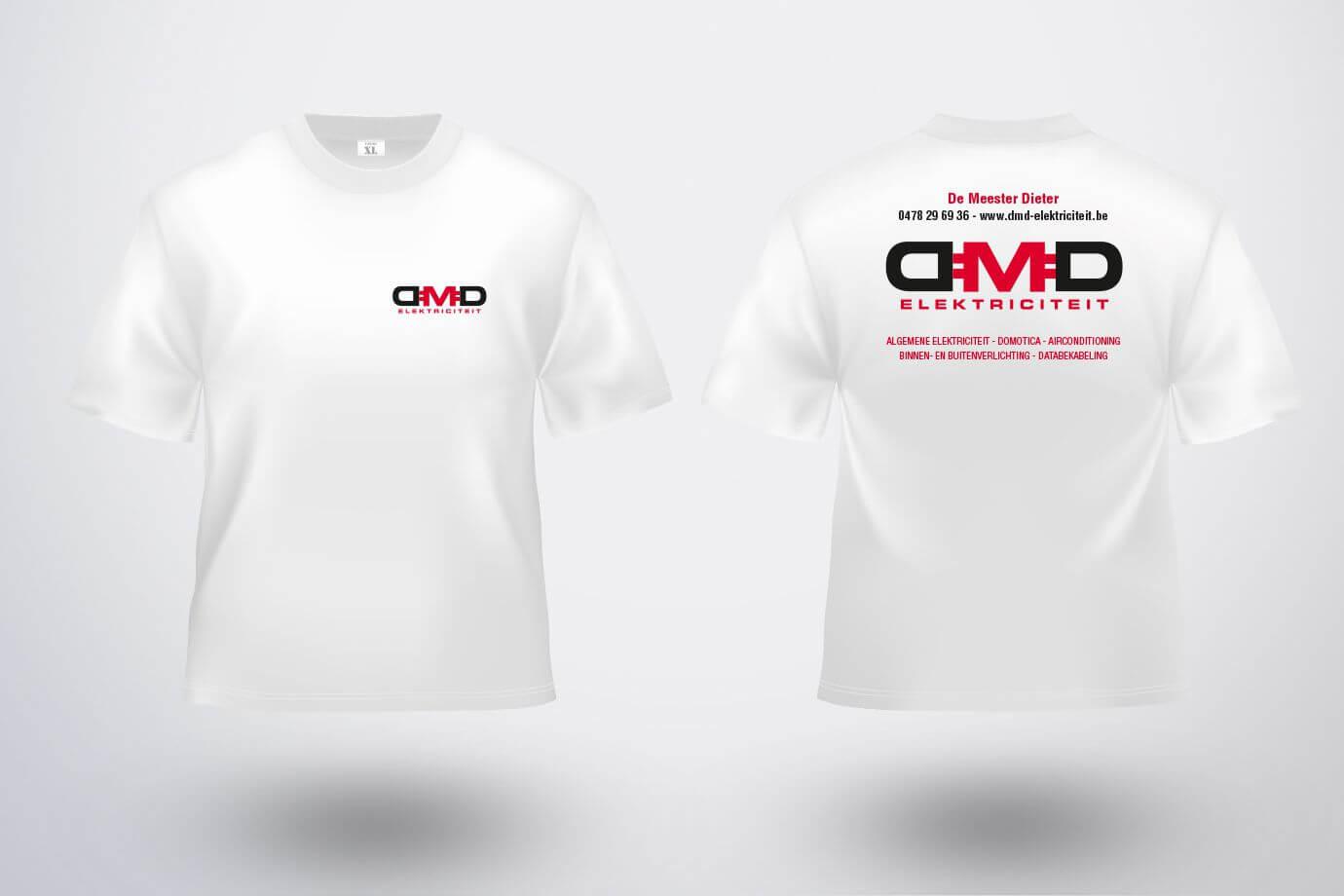DMD T-shirts