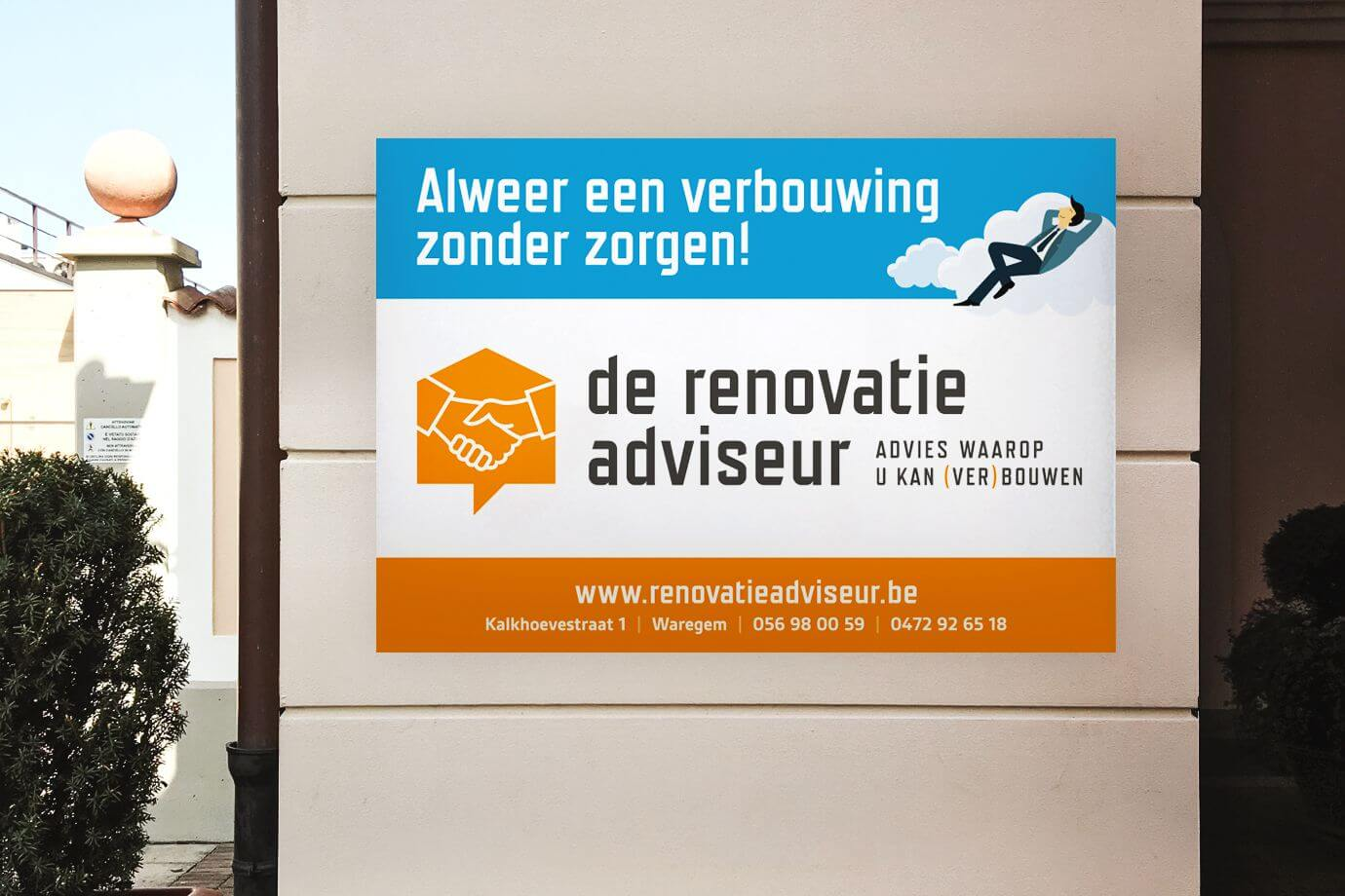 Renovatieadviseur Werfbord