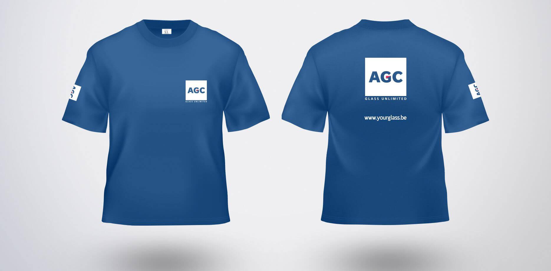 AGC T-shirts