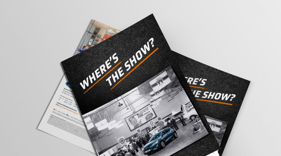 Folder Van den Poel Motors